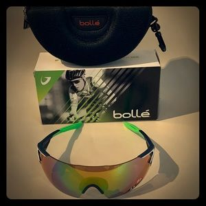 New Men's bolle' Orica Shield Sunglasses